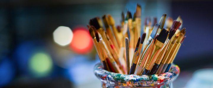 Kunst in huis kan je woning verbeteren