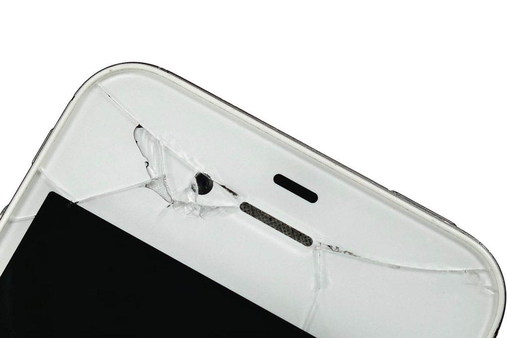 Schadeclaims smartphones
